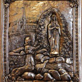 #110M Madonna z Lourdes