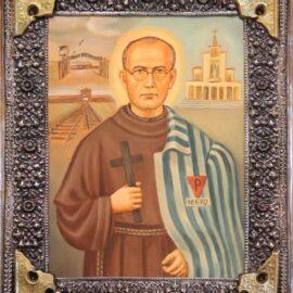 #127 Błogosławiony O. Maksymilian Kolbe
