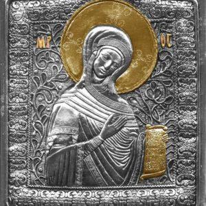 #001 Ikona Matki Bożej Bogolubskiej