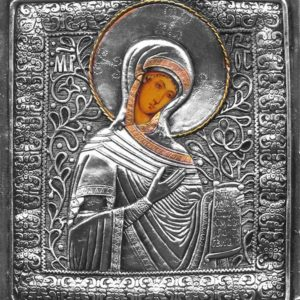 #002 Ikona Matki Bożej Bogolubskiej