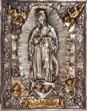 #073M Matka Boża z Guadelupe