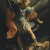 #085P Archanioł Michał - malowany