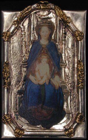 #087 Cudowna Madonna z Corbetty