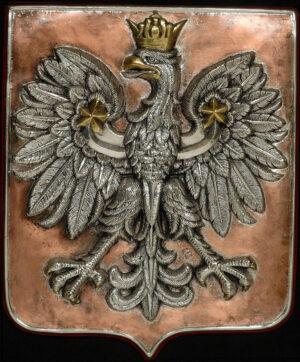 #E1 Polski Orzeł Godło