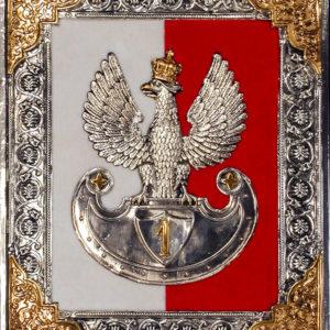 #E2 Orzeł 1-szego Pułku Strzelców Piechoty. Królestwo Polskie.