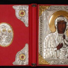 #G1/56A Okładka na Ewangeliarz