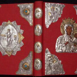 #G1/64 Okładka na Ewangeliarz