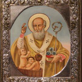 Święty Mikołaj z Bari