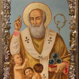 Święty Mikołaj z Bari nr 2.