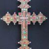 #129GS Krucyfiks bizantyjski / wersja stojąca