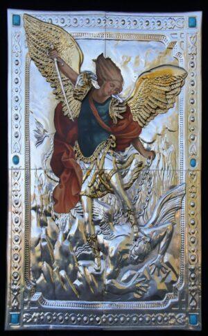 Święty Michał Archanioł DUŻY