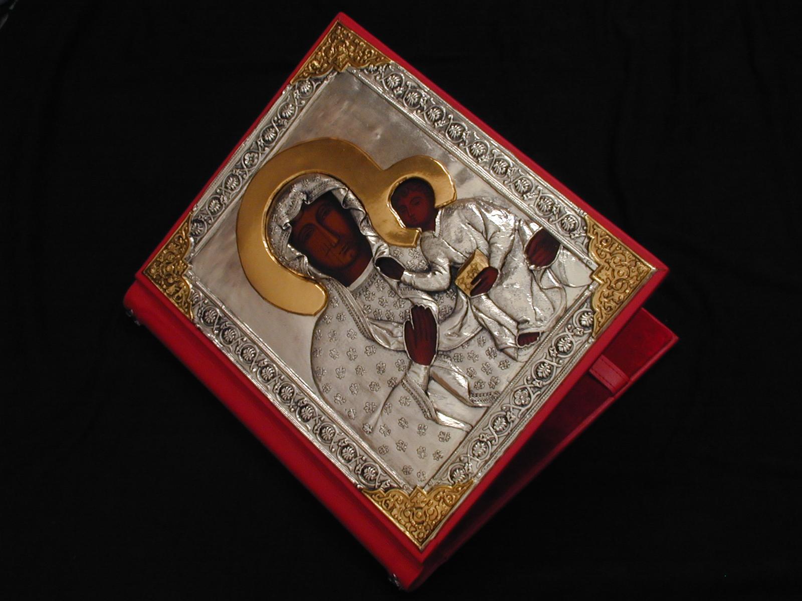 #G1/75 Okładka na Ewangeliarz